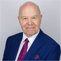 Dr Barrie Hopson